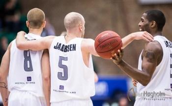 Bakken Bears mod Kataja Basket i EuroChallenge