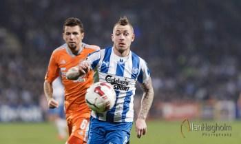 OB mod FCK i Superligaen, 2014