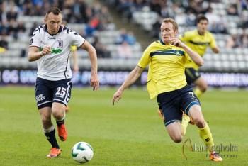 AGF mod Brøndby i Superligaen, 2014