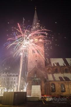 Nytårs aften 2015