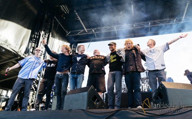 Grøn Koncert Aarhus 2015 Magtens Korridorer og Østkyst Hustlers