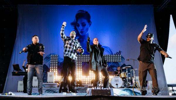 Grøn Koncert Aarhus 2015 L.O.C. og B.A.N.G.E.R.S.