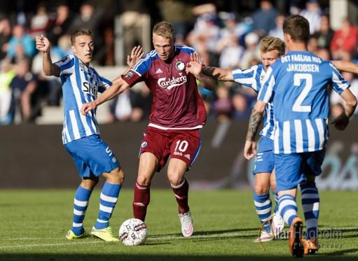 Esbjerg mod FC København Superligaen