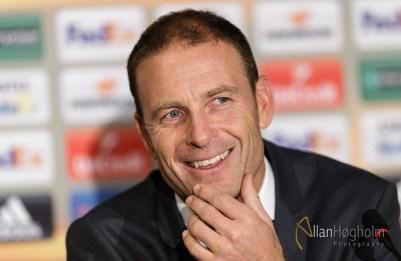 Louis van Gaal press conference