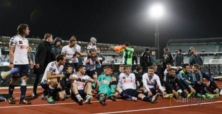 AGF DBU Pokalsemifinale 2016