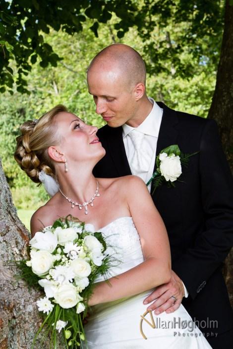 Elly og Simons bryllup