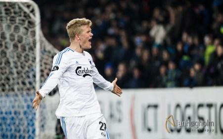 FCM - FCK - Superliga på MCH Arena