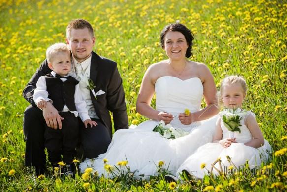 Pernille og Tommys bryllup
