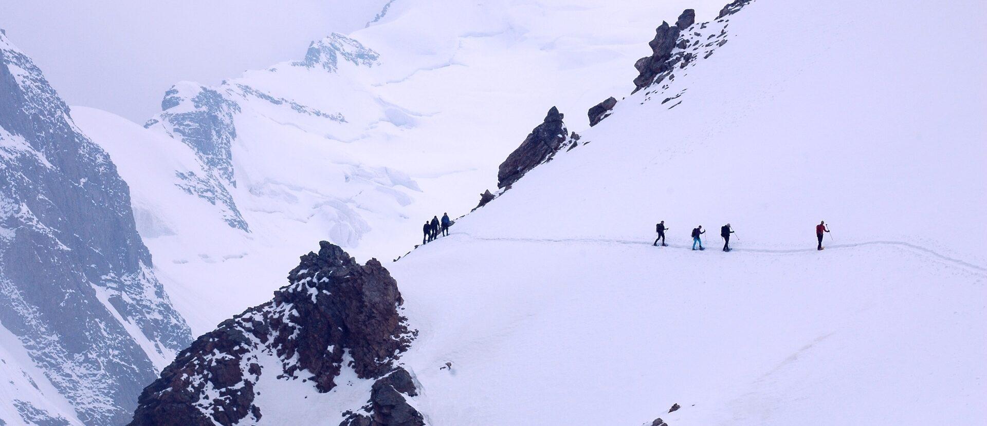Mit Waldenström in große Höhen