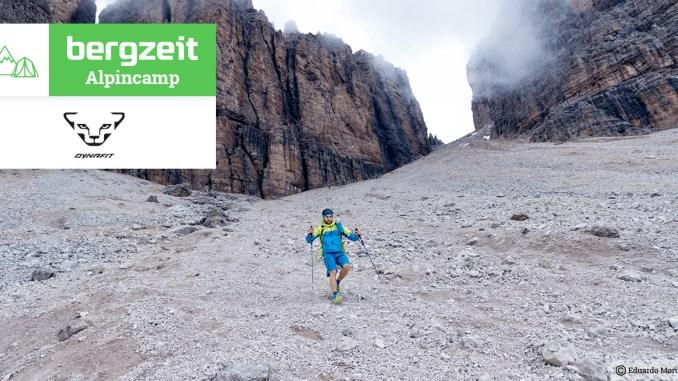 """Gewinne die Teilnahme beim Bergzeit Alpincamp """"Vom Watzmann zu den Drei Zinnen"""" inkl. Dynafit Speed Mountaineering Paket im Wert von 500 Euro"""