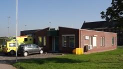 Ambulancepost Klaaswaal