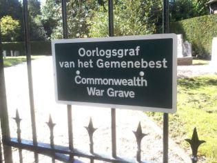Begraafplaats bij de NH-Kerk Voorstraat Piershil