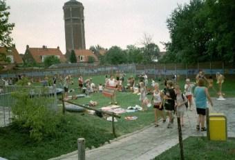 Zwembad Klaaswaal