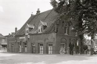 Puttershoek Arent van Lierstraat 1960