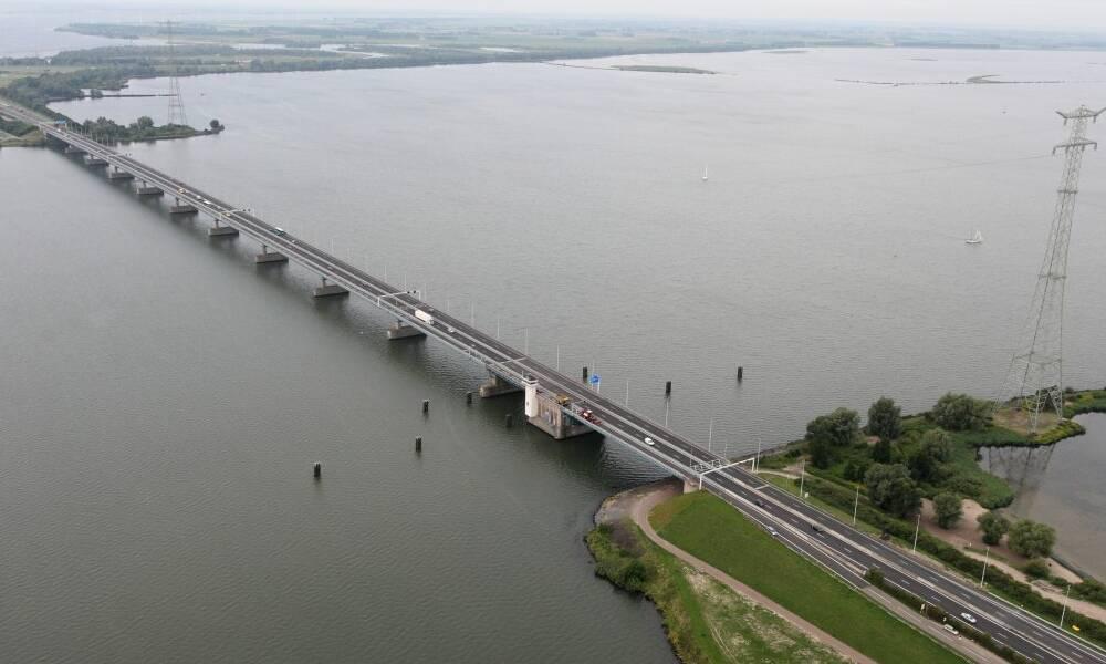 50 jaar Haringvlietbrug