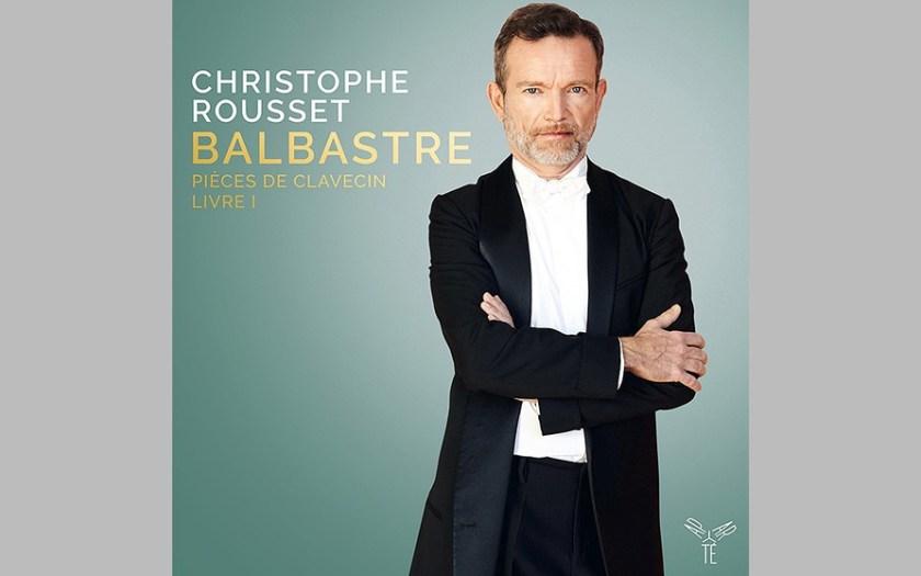 Claude-Bénigne Balbastre. Pièces de clavecin