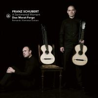 Franz Schubert. A Sentimental Moment :: Duo Morat-Fergo