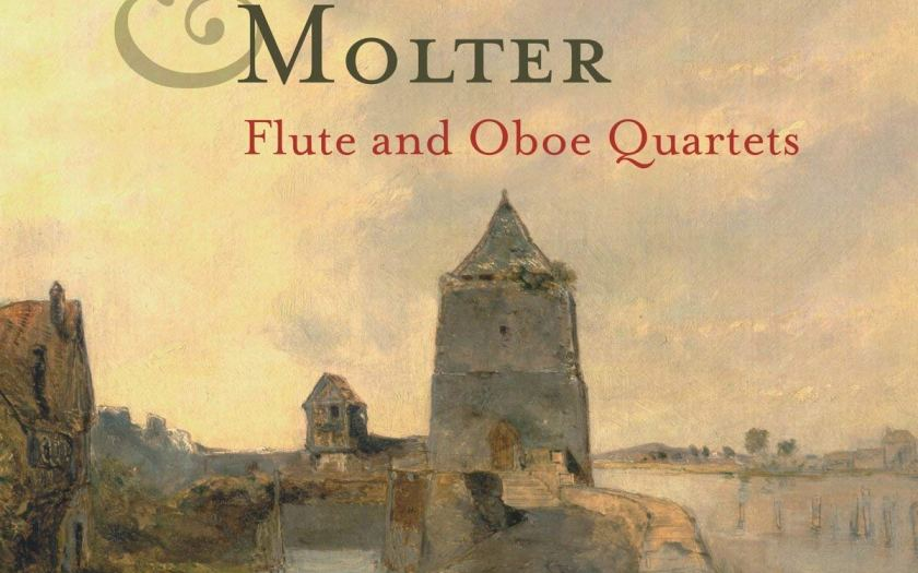 Georg Philipp Telemann & Johann Melchior Molter. Flute and Oboe Quartets