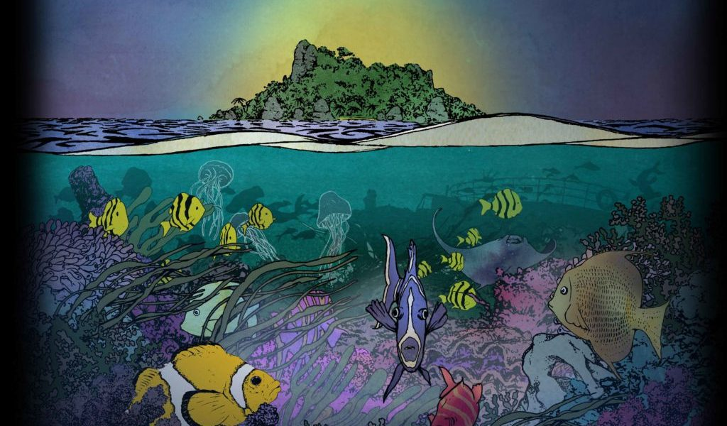 Sun Dew: This Secret Cay (EP)