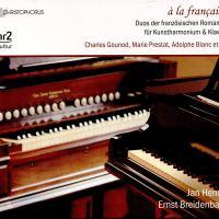 à la française. Duos der französischen Romantik für Kunstharmonium & Klavier