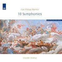 Carl Stamitz. 10 Symphonies :: Ensemble Amadeus