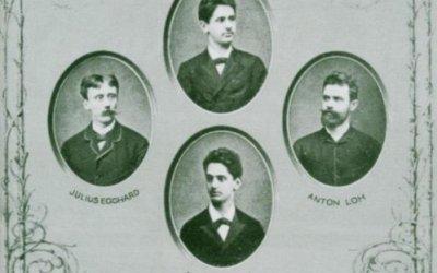 Arnold Rosé und sein Quartett