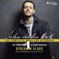Johann Sebastian Bach: The Complete Works for Keyboard Vol. 1