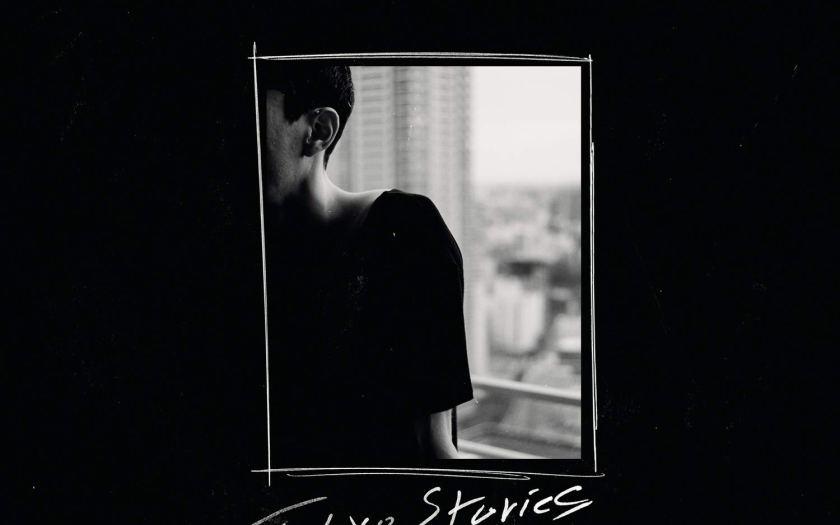 Ein CD-Cover von Musik Tristanos