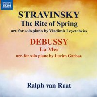 Igor Stravinsky: The Rite of Spring (Arr. by Vladimir Leyetchkiss) … (2016)
