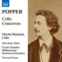 David Popper: Cello Concertos (2017)