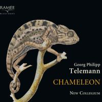Chameleon: Werke von Georg Philipp Telemann – New Collegium