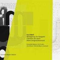 Kurt Weill: Mahagonny. Ein Songspiel … (Ensemble Modern, HK Gruber …)