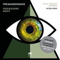Freimaurermusik: Vocal Concert Dresden, Peter Kopp