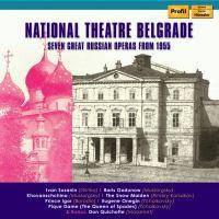 National Theatre Belgrade – Seven Great Russian Operas from 1955