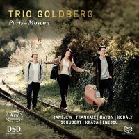 Paris-Moscou – Trio Goldberg