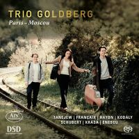 Paris-Moscou – Trio Goldberg