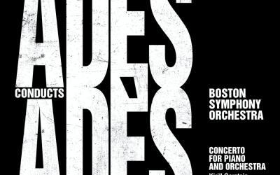 Adès: Concerto, Totentanz – Gerstein / Bosten Symphony Orchestra / Adès