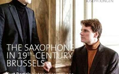 19th-Century Saxophone – Kurt Bertels