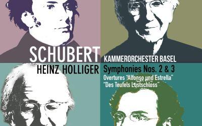 Schubert – Heinz Holliger