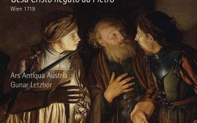 Fux: Gesù cristo