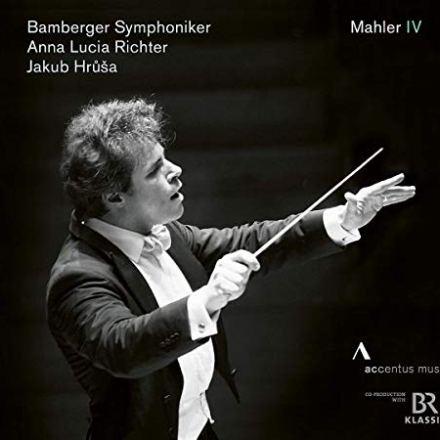 Gustav Mahler 4 / Jakub Hrůša