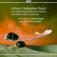 Bach: Complete Concertos – Concerto Copenhagen