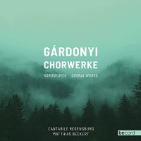 Gárdonyi / Chorwerke