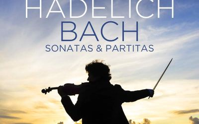 Augustin Hadelich / Bach