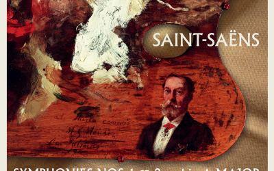 Saint-Saëns 1+2 / Jean-Jacques Kantorow