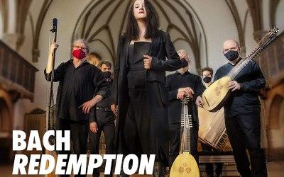 Anna Prohaska / Bach Redemption