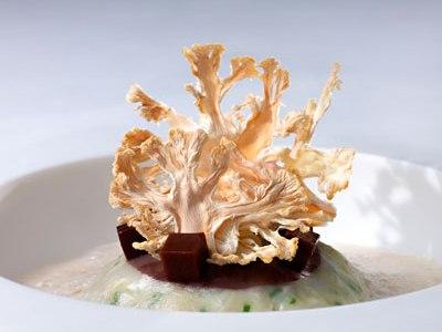 Blomkål's risotto