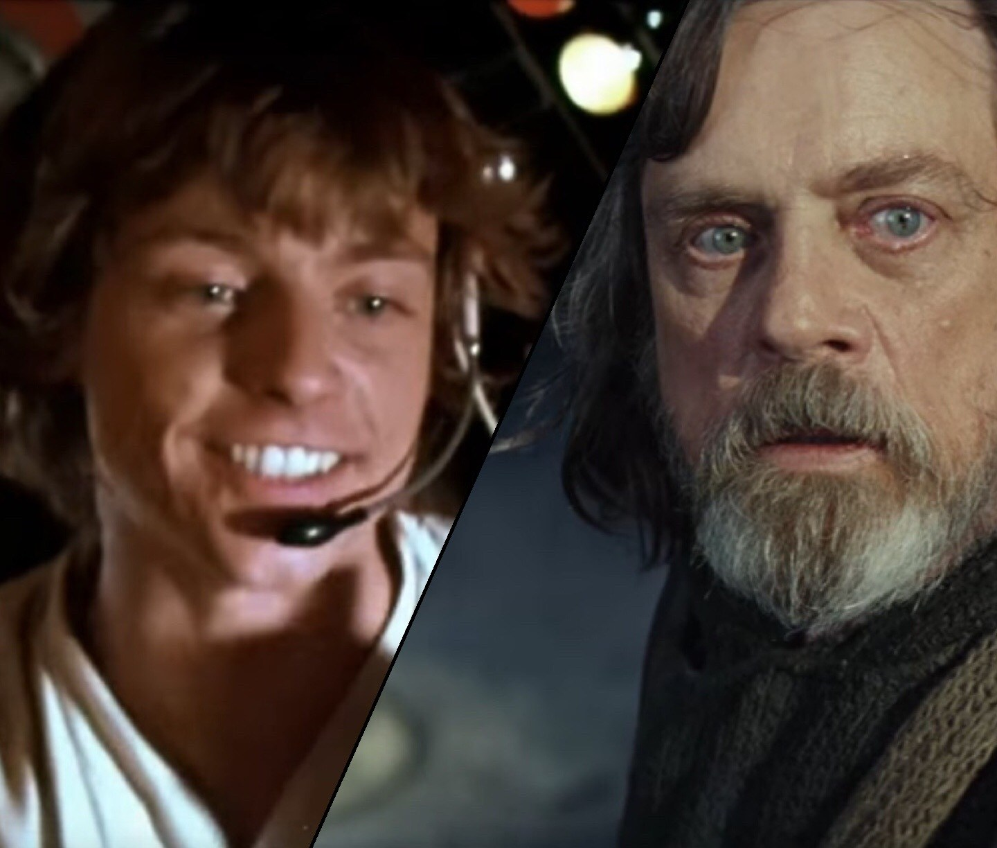 Giddy Like a Schoolboy, Wistful Like an Old Man A tale of two Star Wars trailers