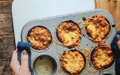 Kaasbroodjes volgens recept Marian