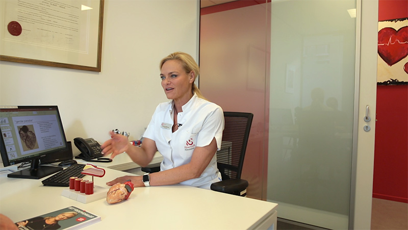 Het vrouwenhart Janneke Wittekoek interview